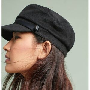 Anthropologie Perrie Engineer Hat